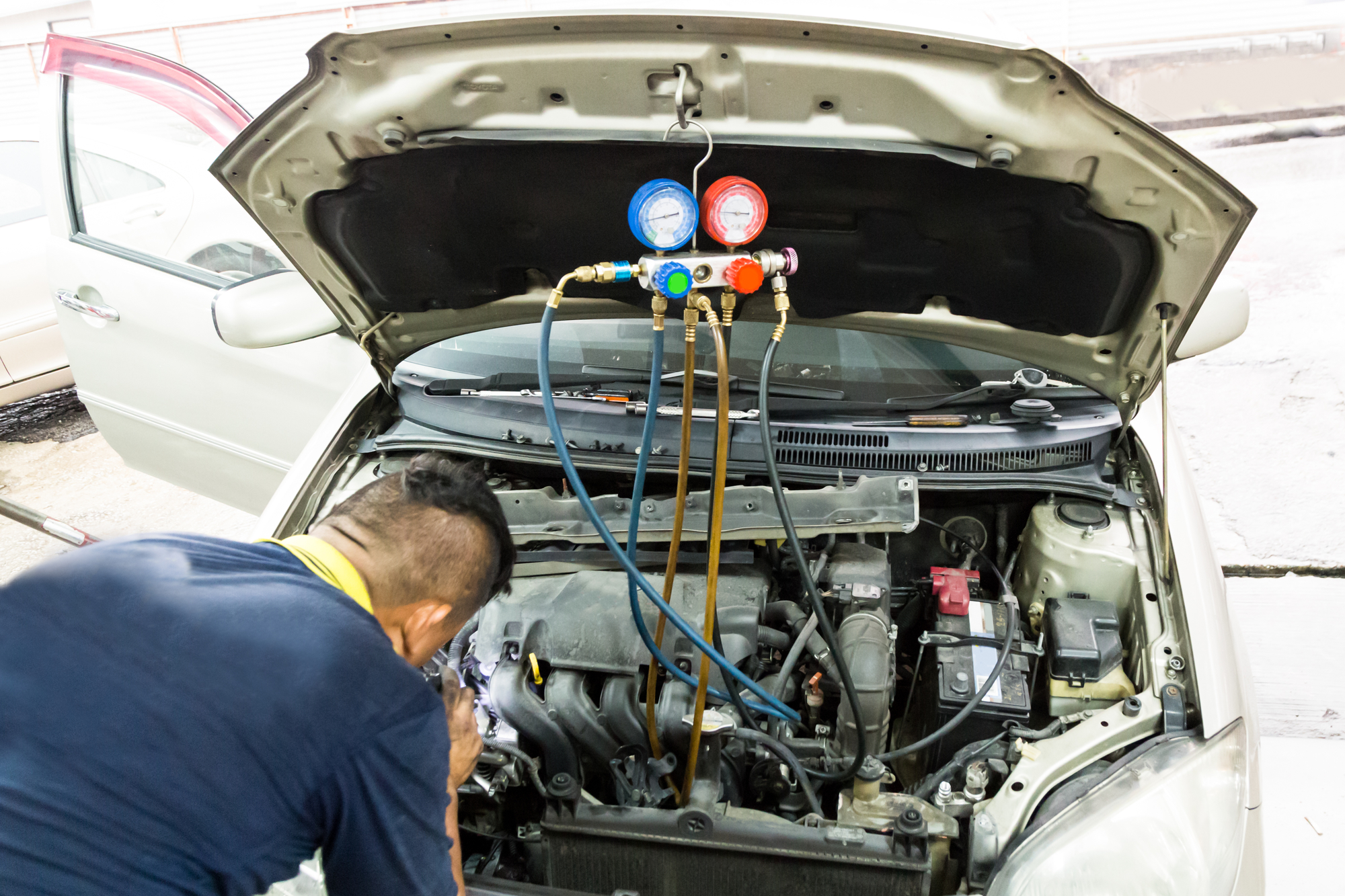 Ac Troubleshooting Car >> 4 Common Car Air Conditioning Problems Dirk S Auto Repair