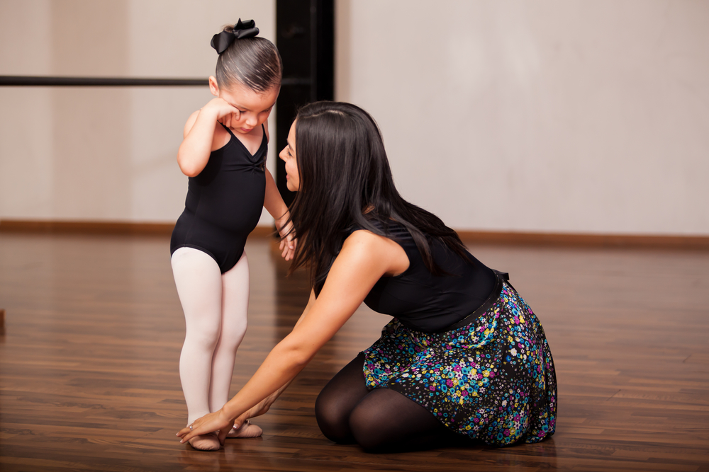 f3bae4e9d How to Prepare Your Little Ones for Their First Dance Class - The ...