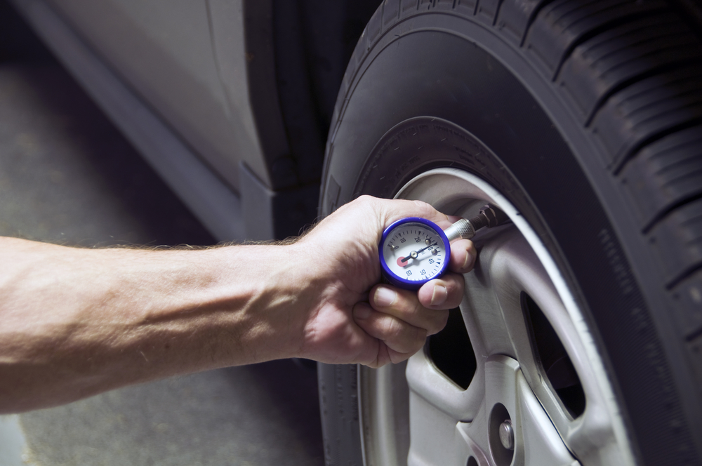 Why Does Cold Weather Reduce Tire Pressure Ken Marcotte S