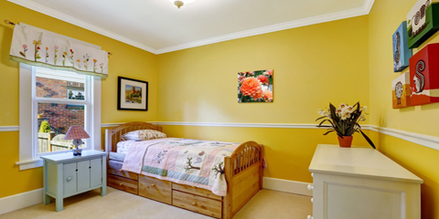 5 interior painting trends for 2017 palmer painting inc. Black Bedroom Furniture Sets. Home Design Ideas