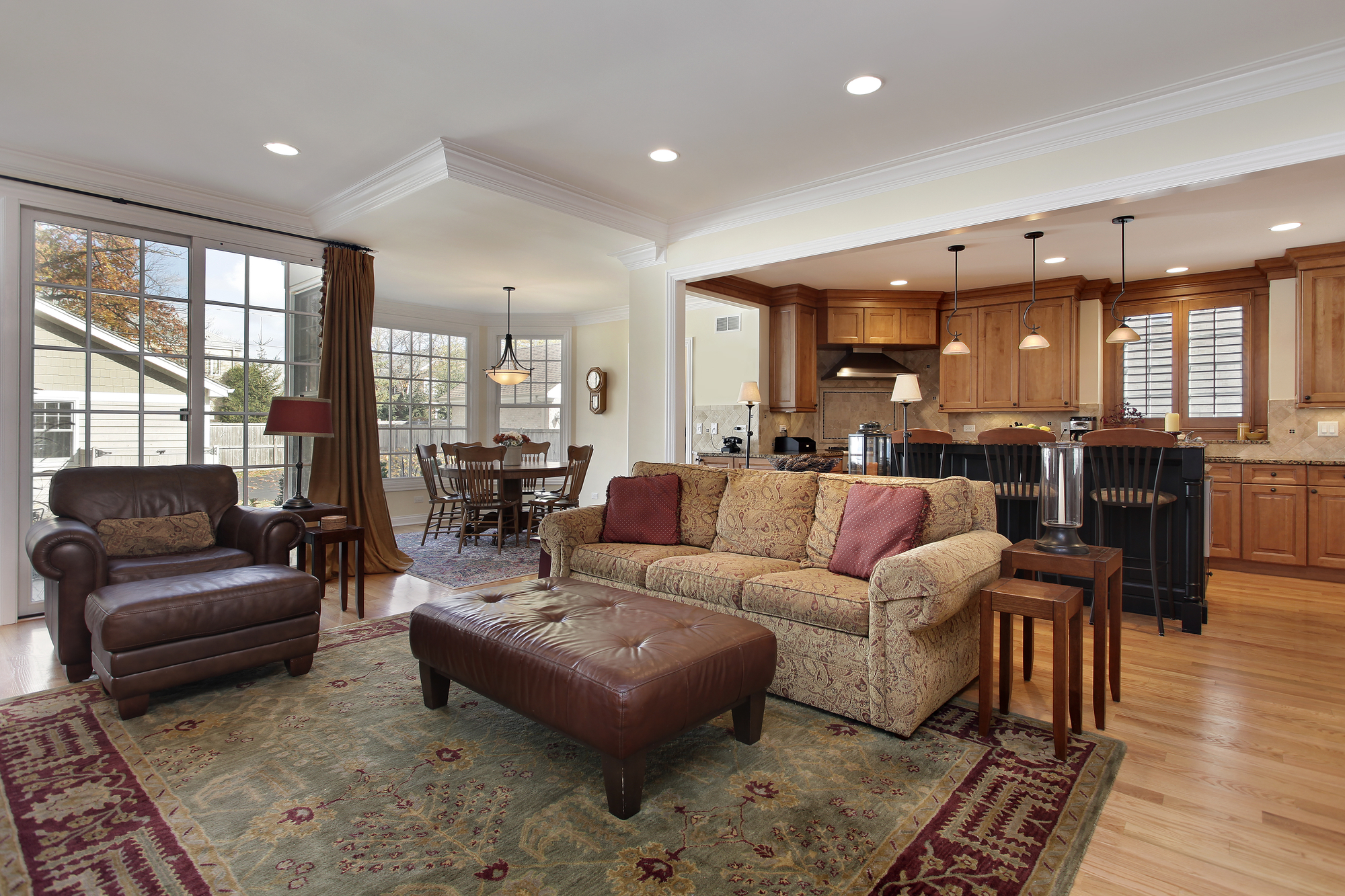 How To Use Area Rugs To Improve Your Home Interior Persian