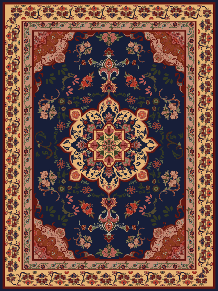 everything you need to know about the rug making process navab brothers oriental rug company. Black Bedroom Furniture Sets. Home Design Ideas