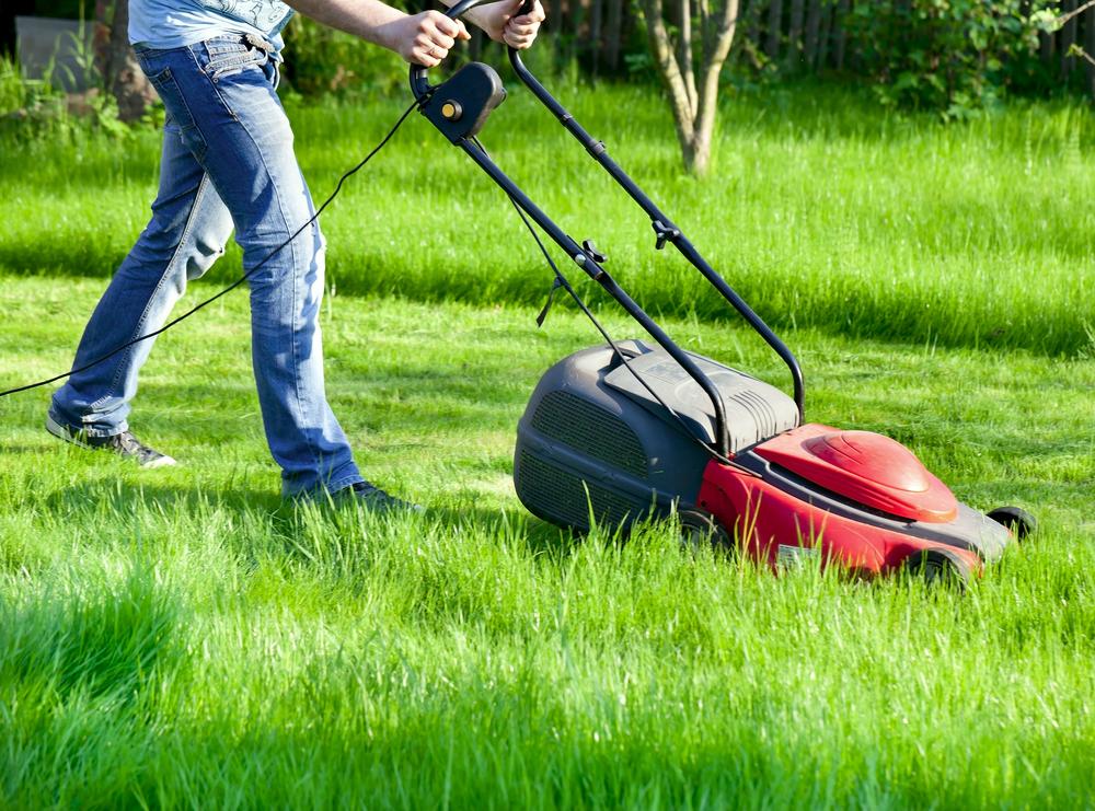 Monroe-CT-Electric-Lawn-Mower