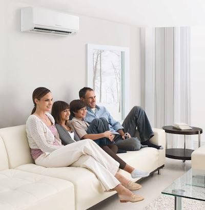3 Ways Mitsubishi Electric® Wall-Mounted Heating & Cooling