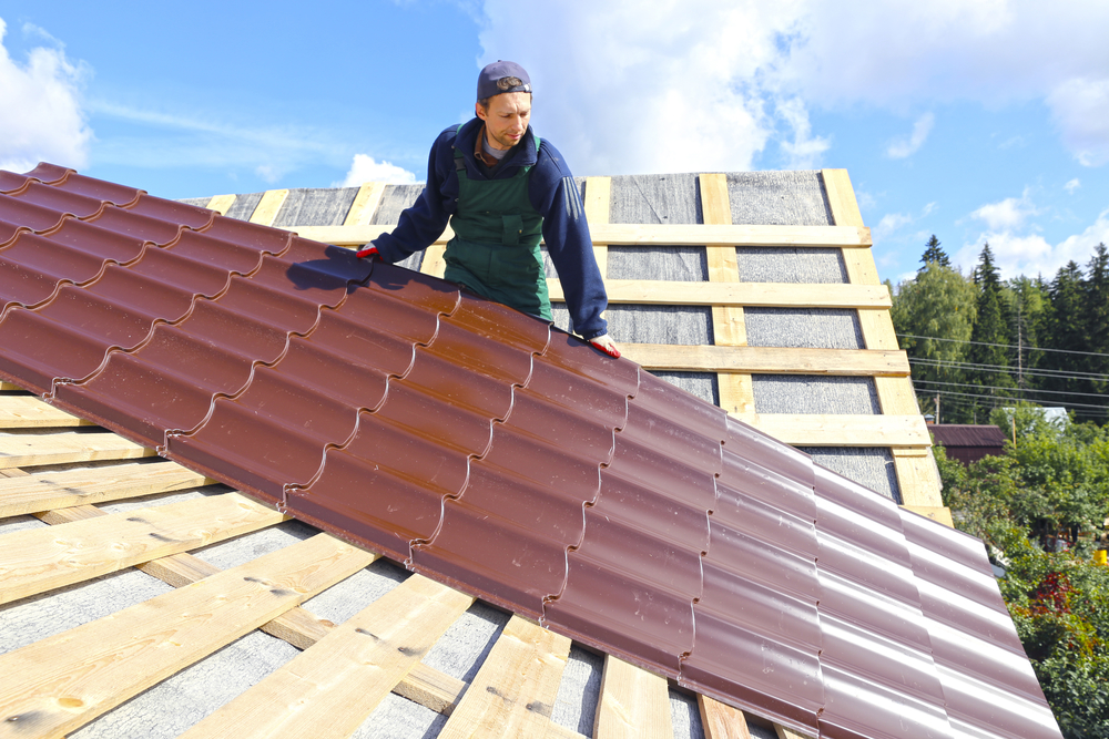 New Roof Installation : The best materials for a new roof installation