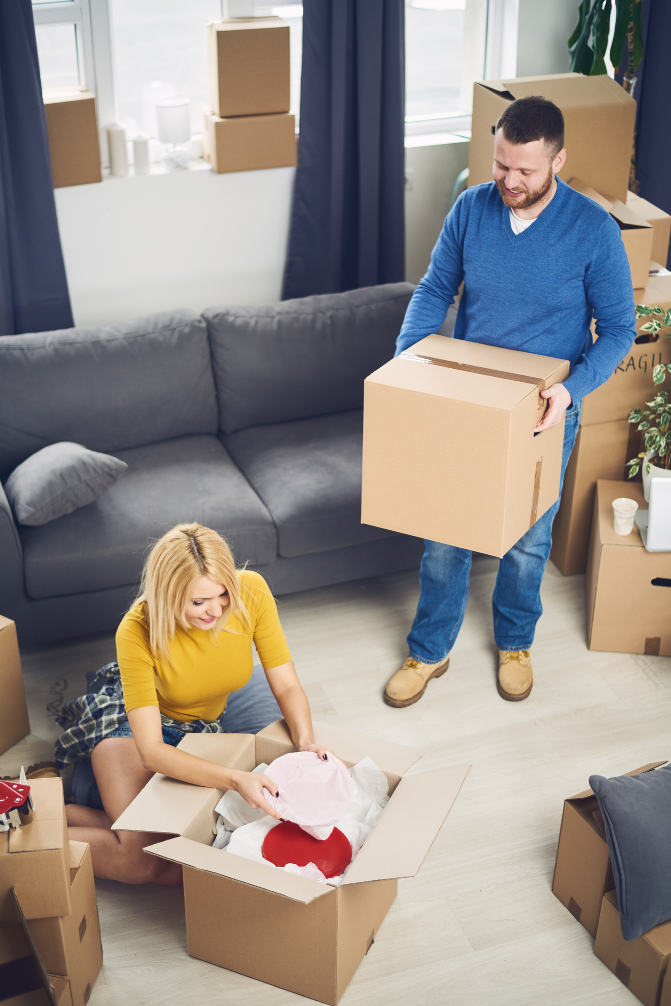 3 Steps to Get Rid of Clutter Before Moving - M  Dyer & Sons