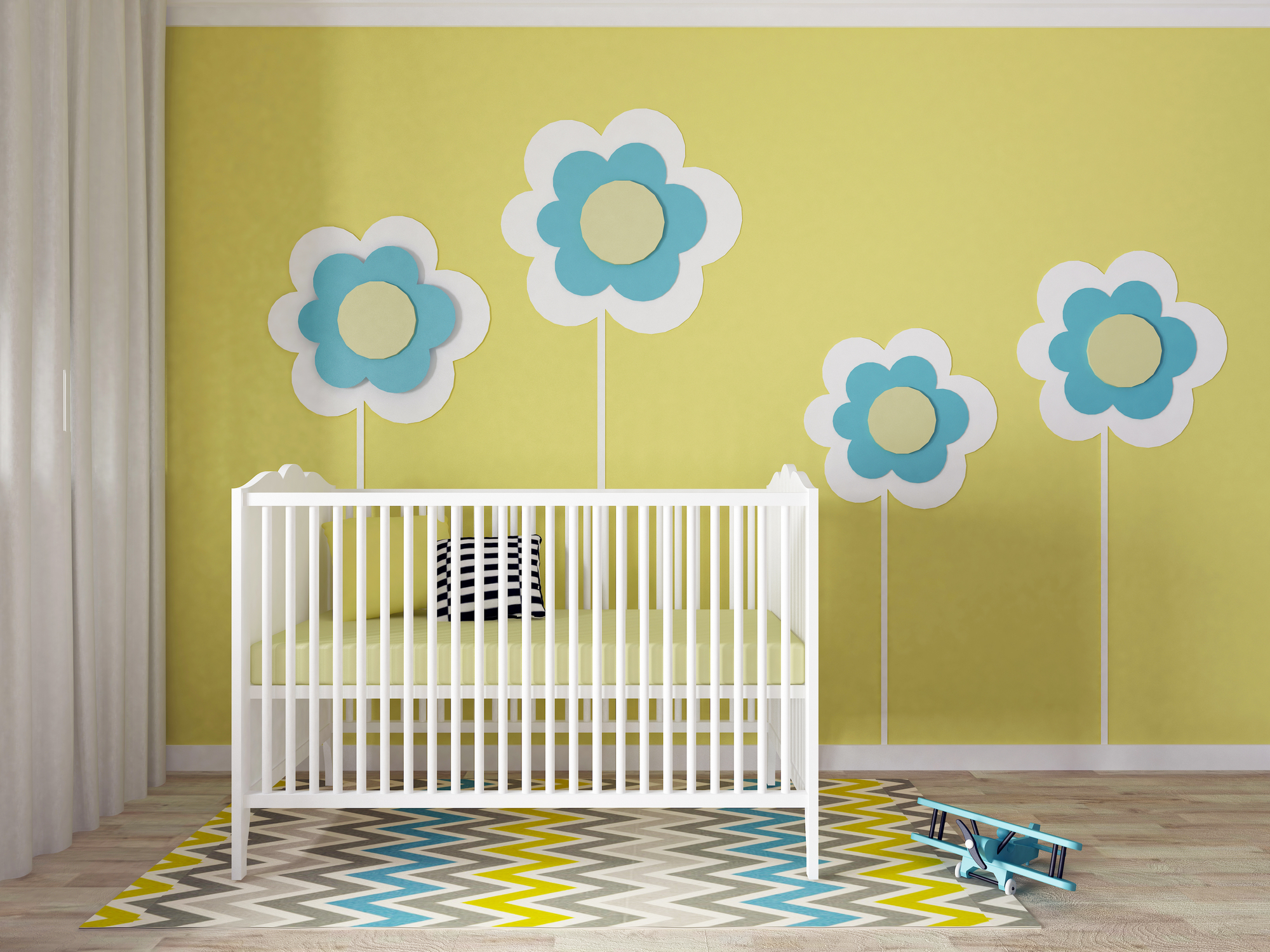 Selecting the Right Paint Color for Your Child\'s Room - SPG ...