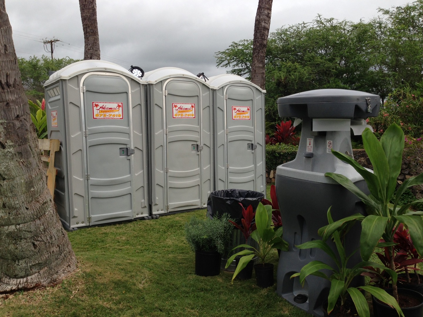Maui\'s Top Portable Toilet Supplier Answers FAQs About the Equipment ...
