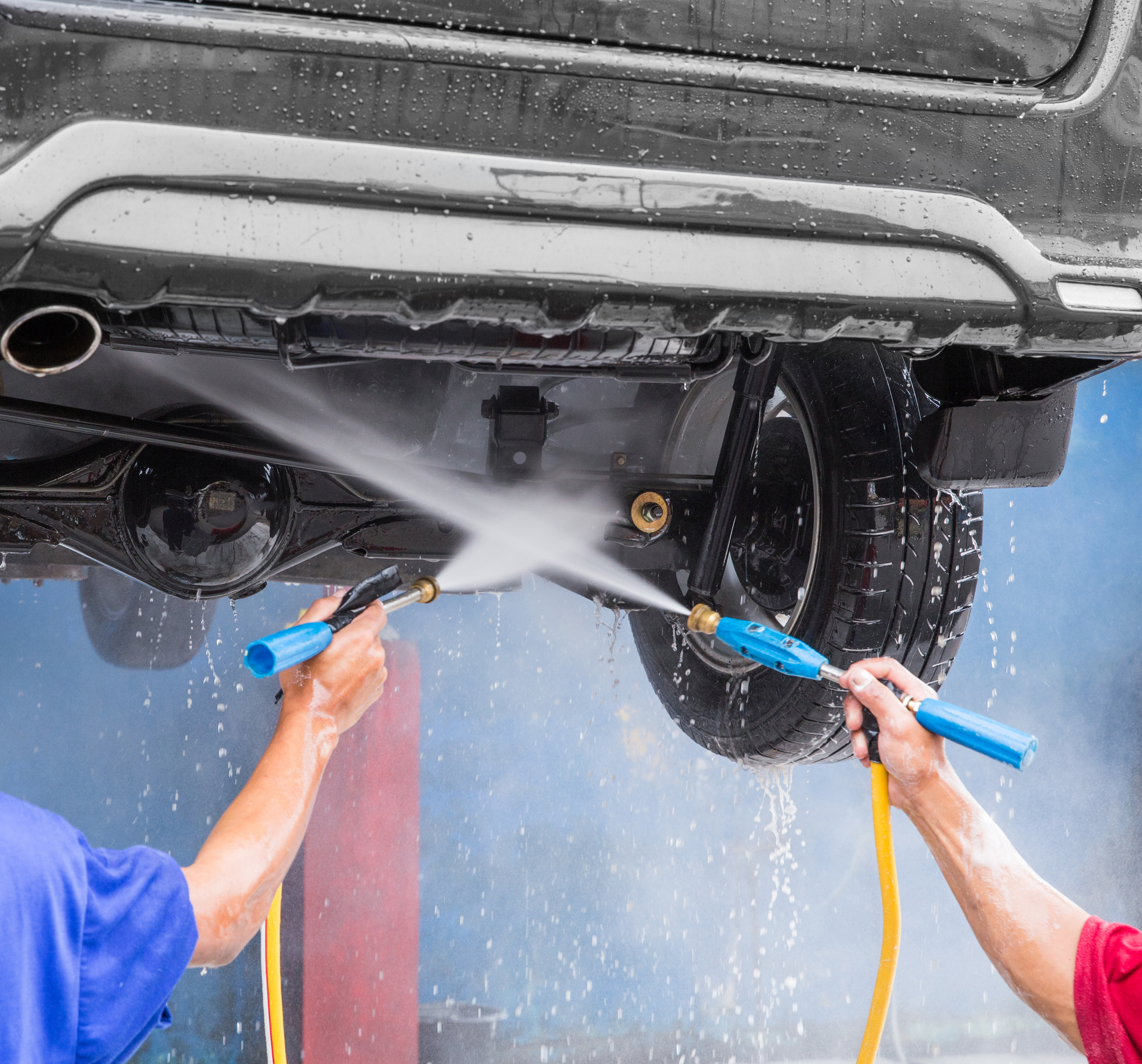 Understanding How Pressure Washers Work - Central Tool