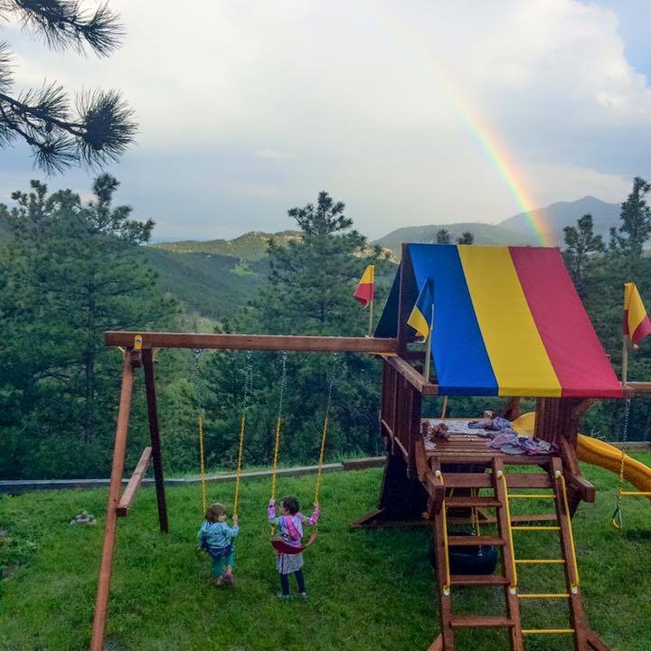 3 Tips For Winterizing Your Wooden Play Set Rainbow Play