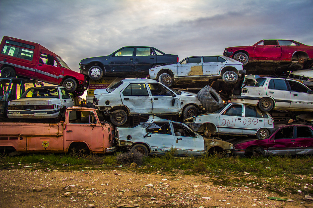 The Differences Between an Auto Salvage Yard & Metal Scrap Yard ...