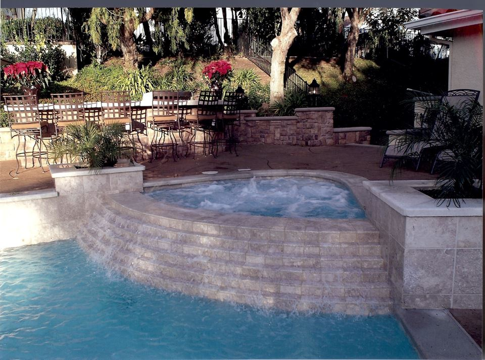 3 swimming pool designs to help you create the backyard of for Pool design help