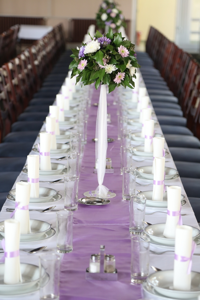 How To Use Event Decorations In Your Wedding Venue All Seasons