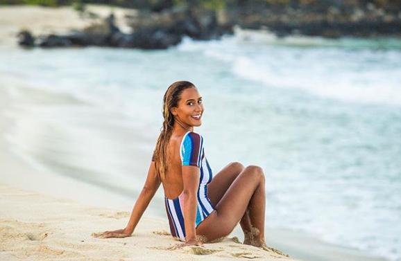 kainoa nani one-piece bikini