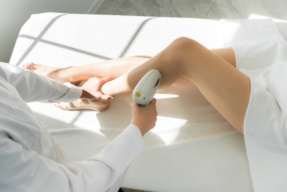 A Dermatologist On What To Expect At Your First Laser Hair Removal
