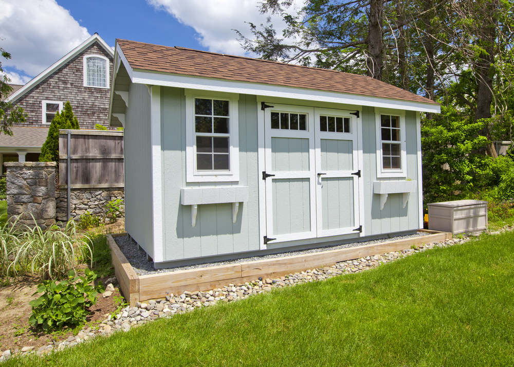 Shed Austin TX While A Storage Shed Usually Is Purchased For Utility  Reasons, Itu0027s Important To Consider Appearance As Well. The Right Shed Will  Enhance The ...
