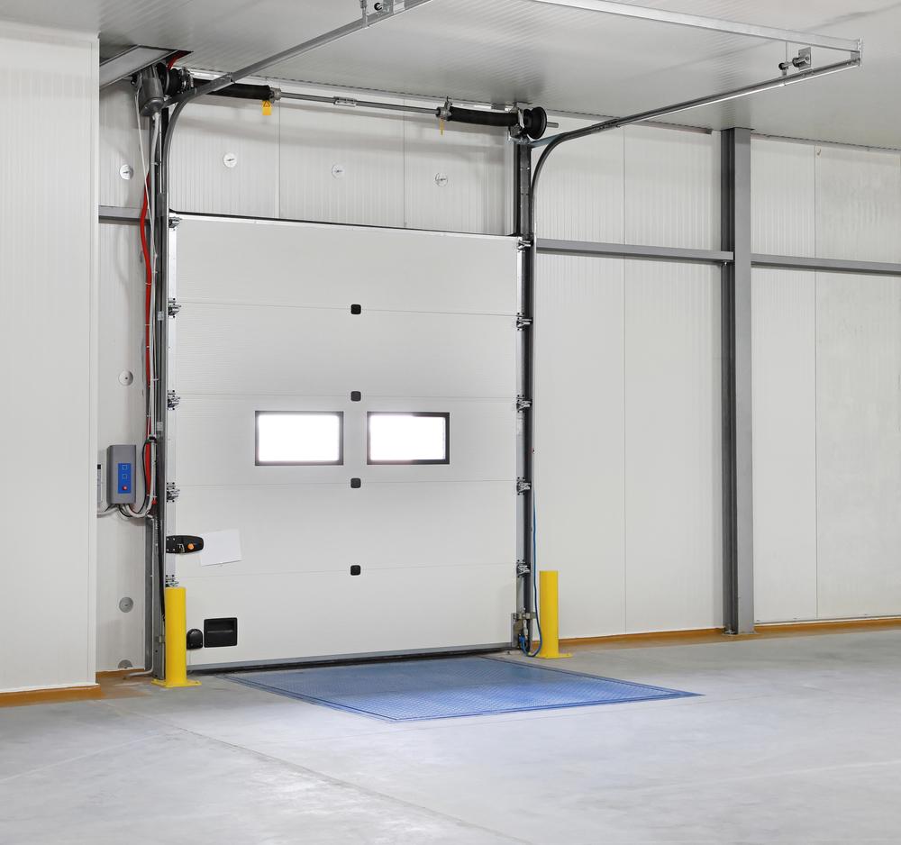 Common types of garage door springs how they work for How garage door works