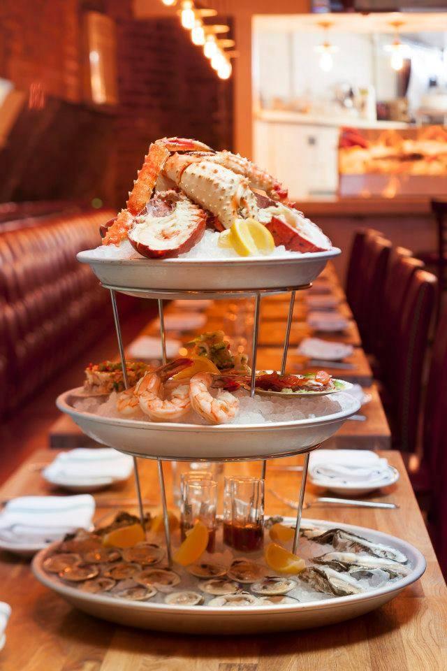 Best seafood in midtown east pulperia 57th manhattan for Hell s kitchen restaurant la