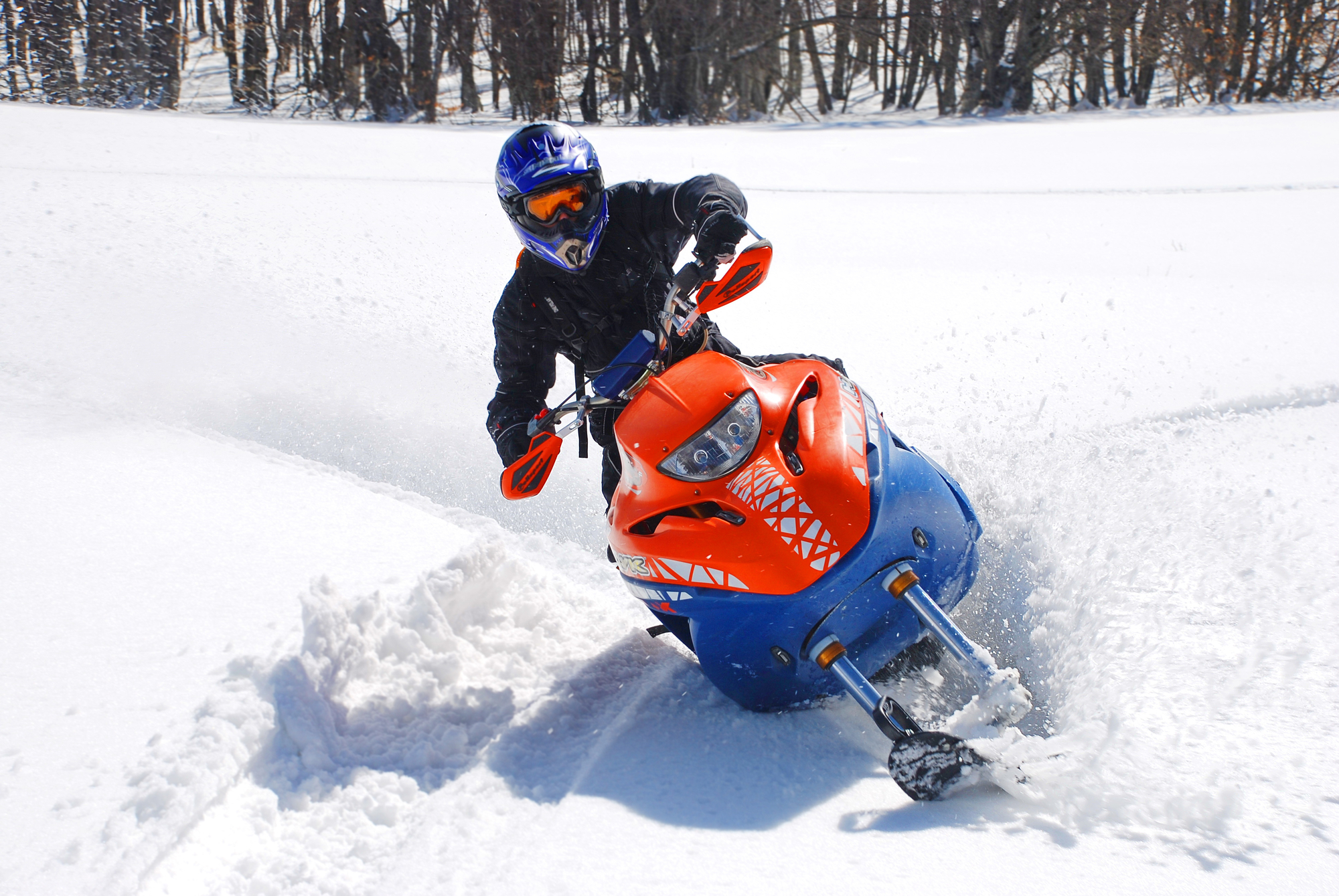 Used Snowmobile