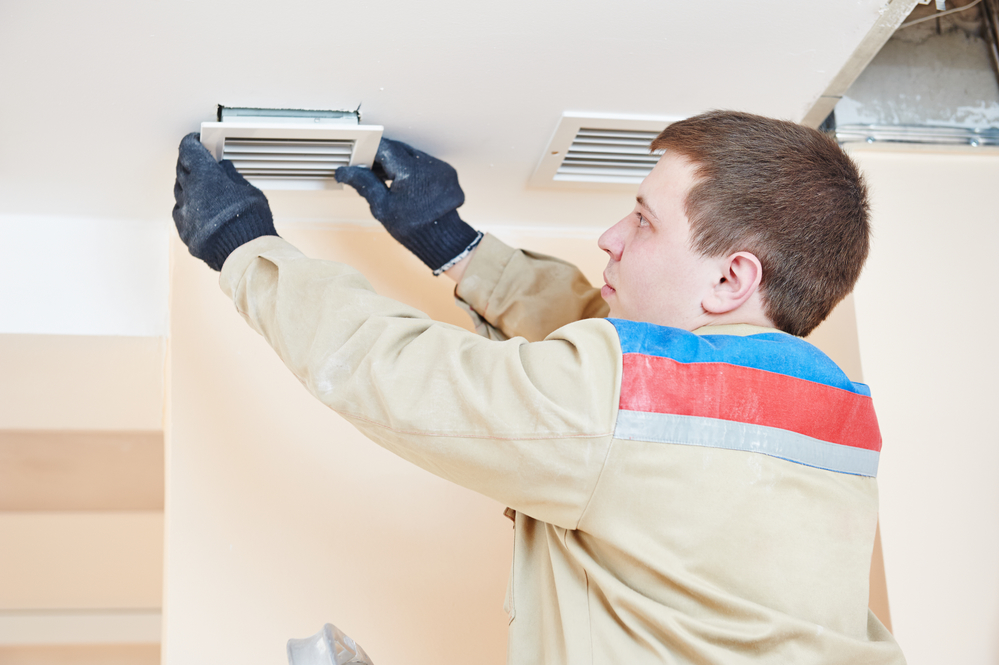 ventilation contractor