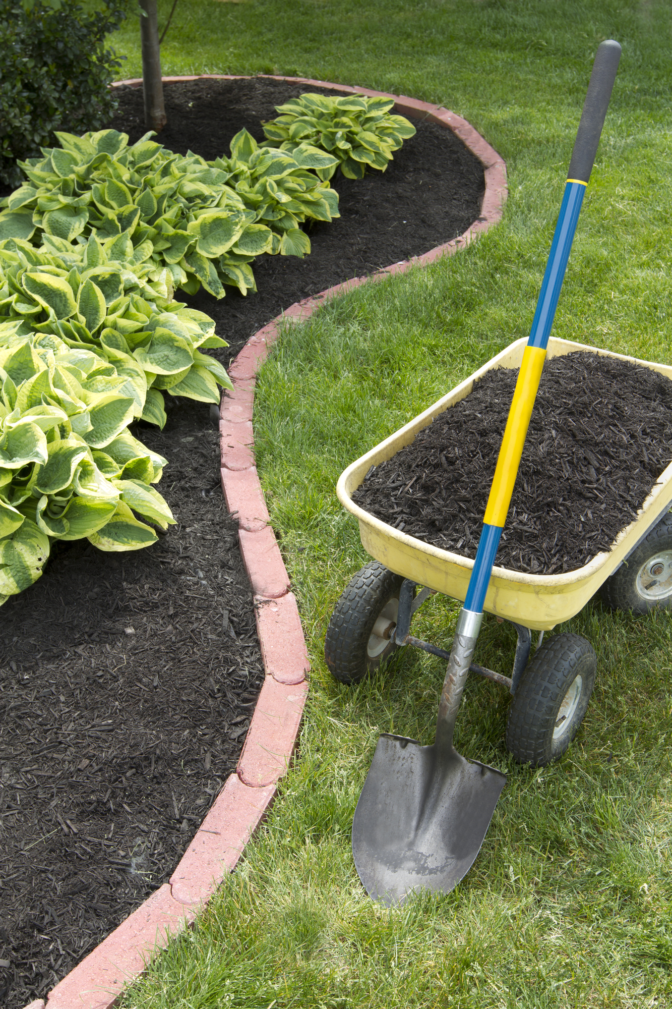 5 Benefits Of Edging Your Flower Beds With Pavers Tom S