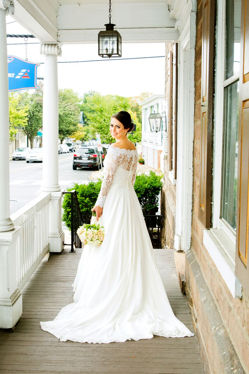 3 common alterations for a strapless wedding dress wo s for Custom made wedding dresses nyc