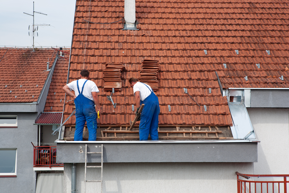 How To Do Roofing Repairs After A Storm Window City West Chester