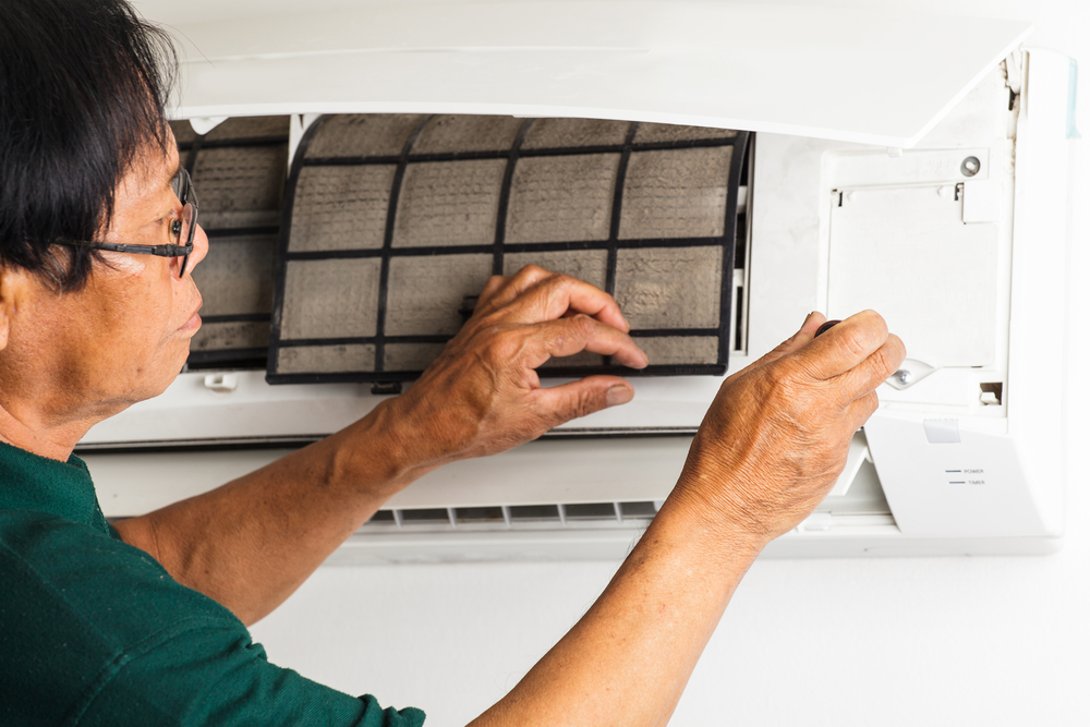 How to Handle an AC Blowing Warm Air - Butler Heating & Air - West