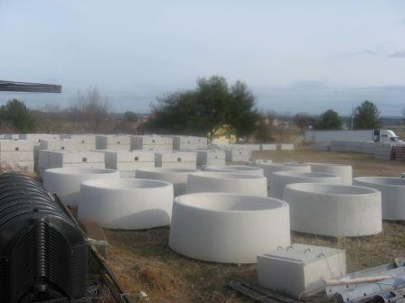 New septic tank Nancy KY