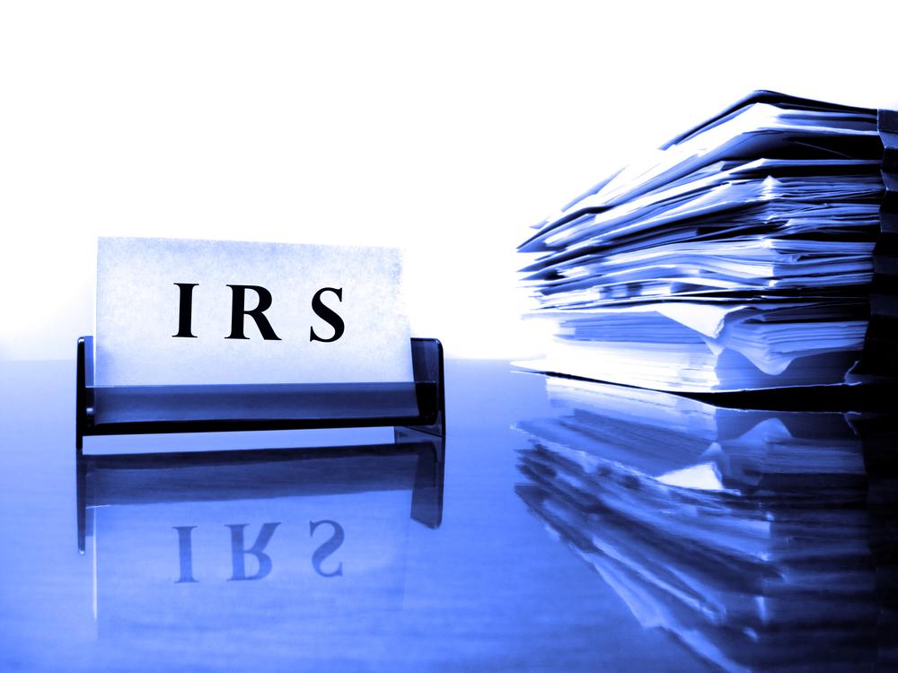 IRS seizure Addison TX