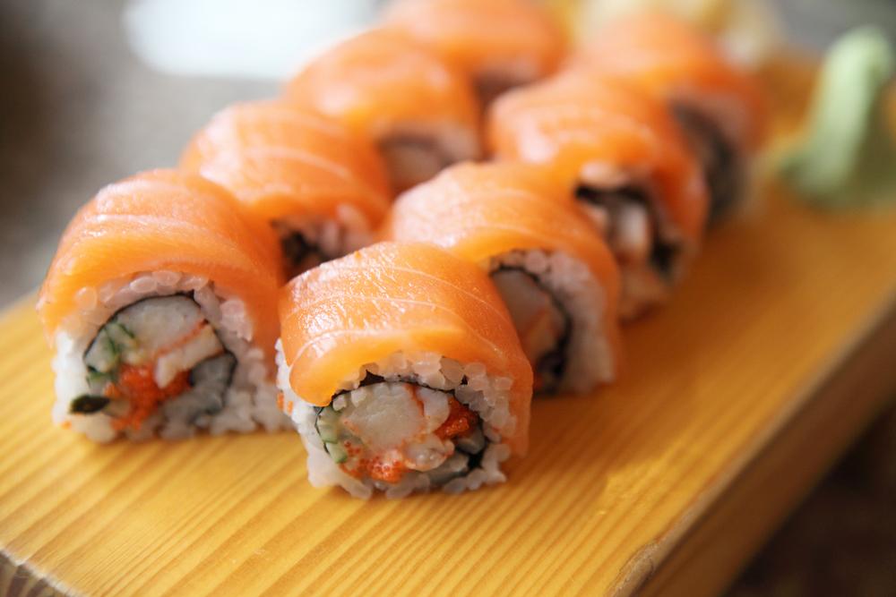 3 Most Popular Fish Types Used in Honolulu's Sushi Platters | Ahi and Vegetable in Honolulu, HI
