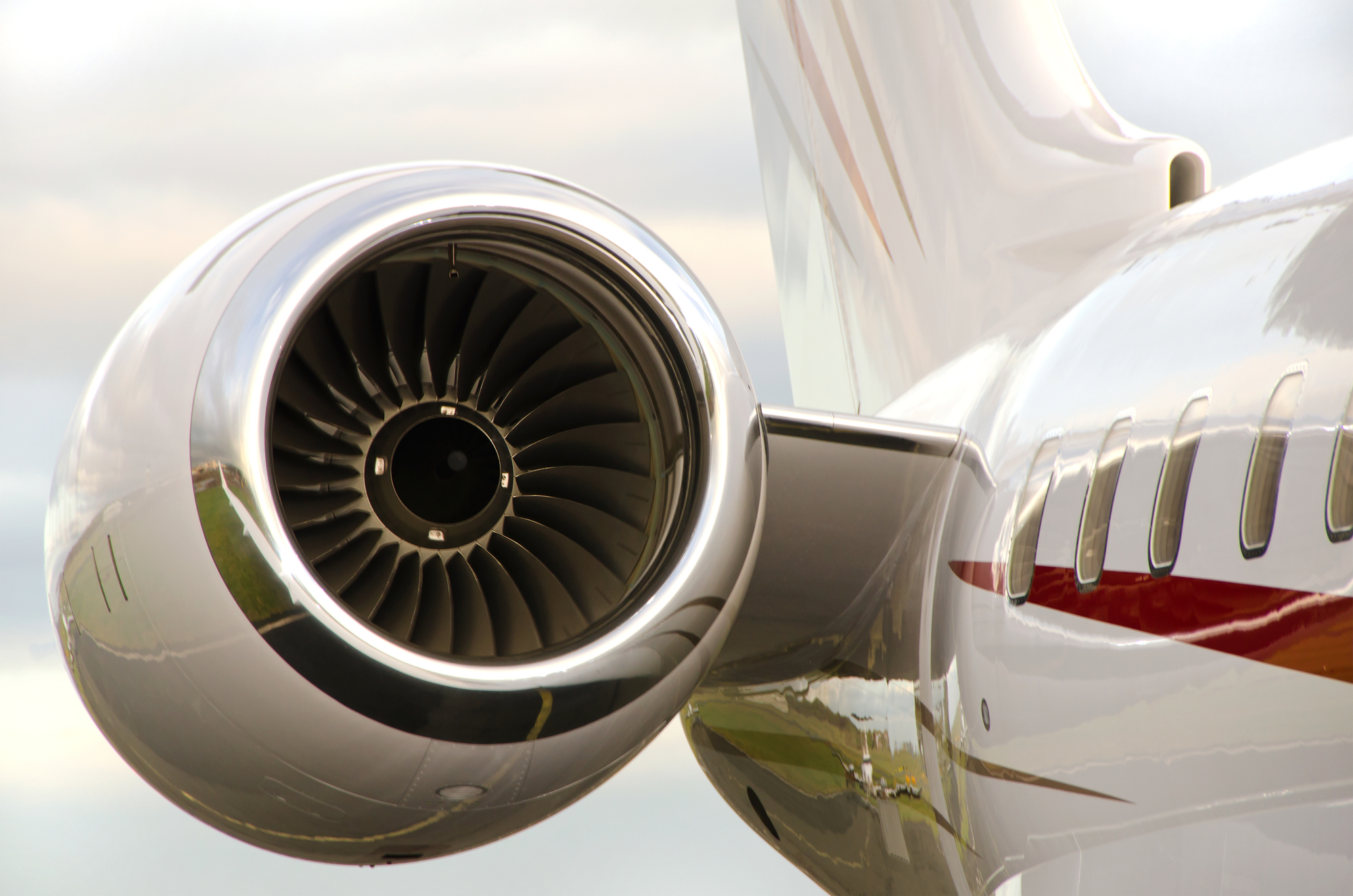 a44b6fe3af0 Important Aircraft Parts and What They Do. Engine. aircraft parts