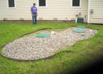 septic pumping