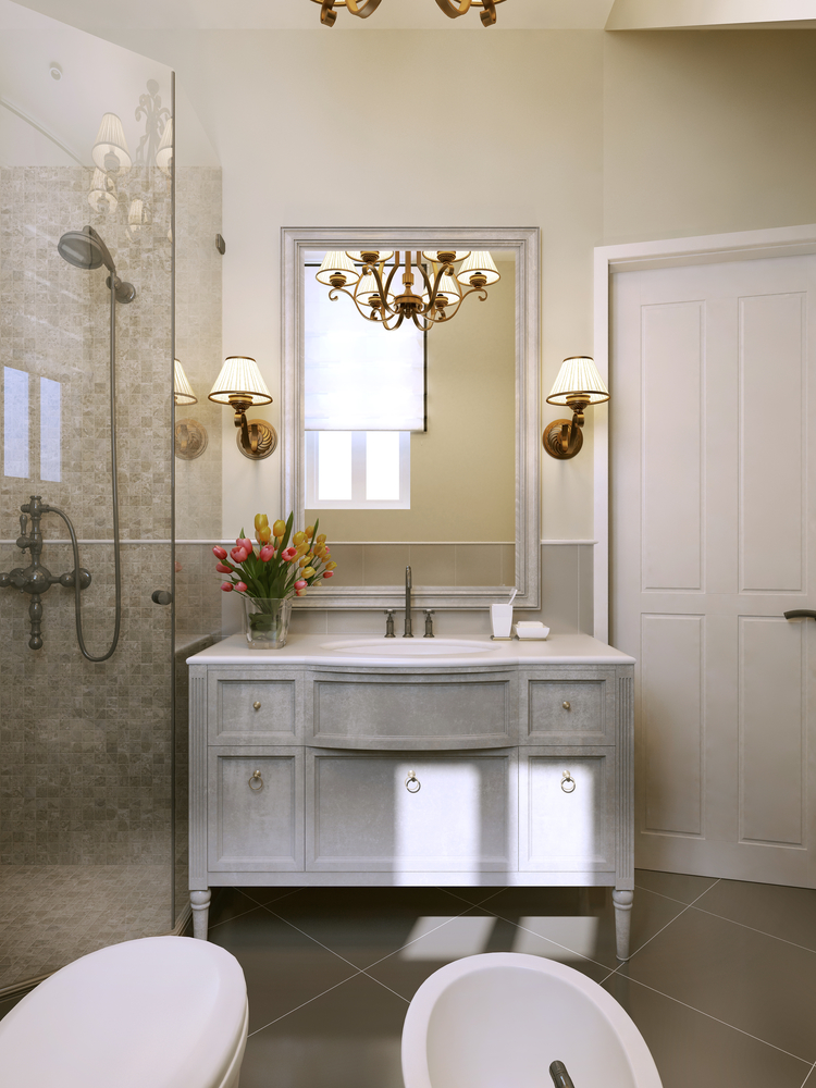 3 Ways To Update Your Bathroom Vanities Cabinets Brincks Construction Cabinet Lawler