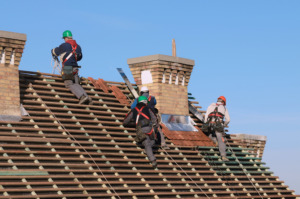 During Winter And Spring, The Majority Of Roofing Work Only Occurs After  Severe Weather, So Itu0027s The Perfect Time To Schedule Your Roofing Project.