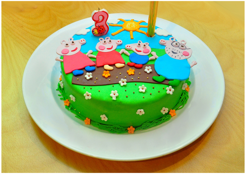 3 Best Birthday Cake Ideas for Kids - Emerson's Bakery - Florence