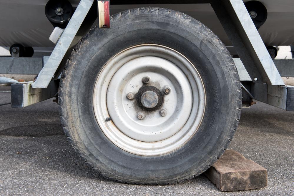 boat trailer tires