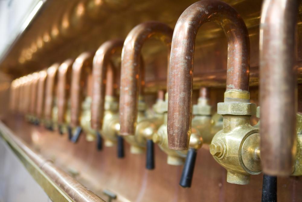 brewery boiler taps Cincinnati OH