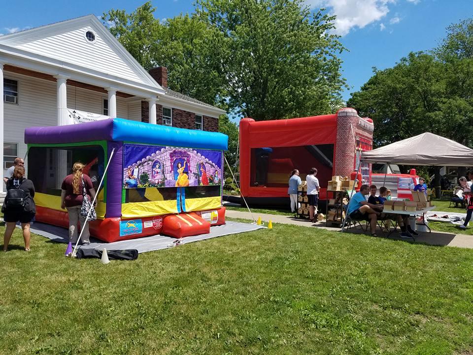 bounce house Rochester NY
