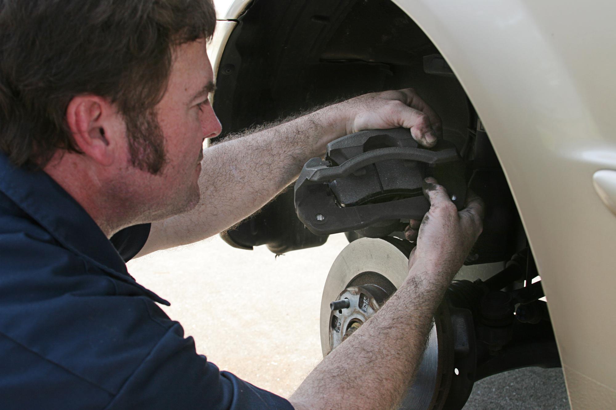 brake repair and replacement