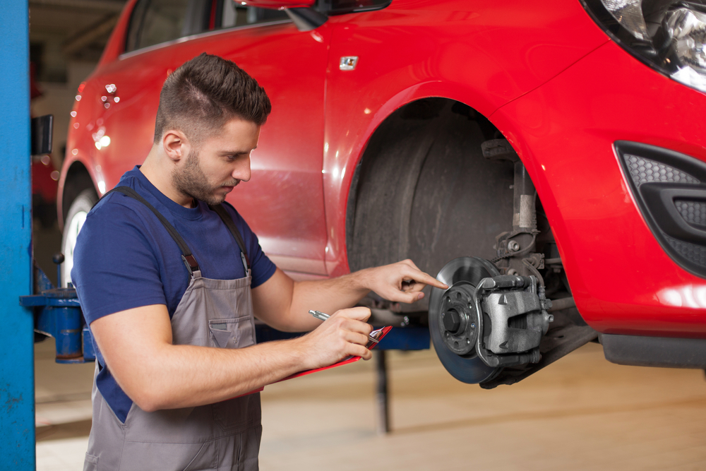 Brake repair in Newark, OH