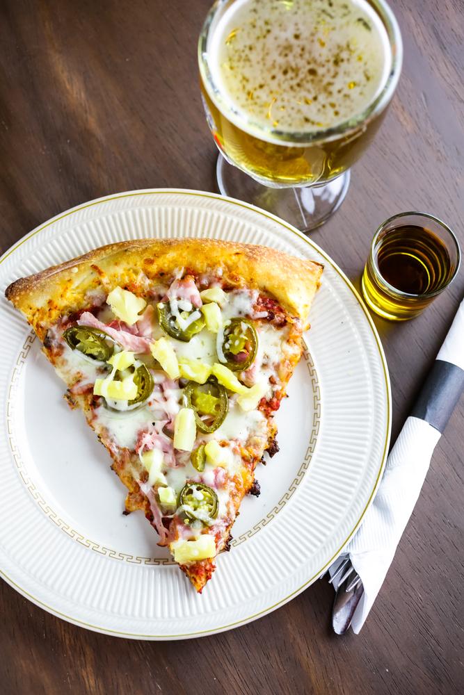 Bronx, NY pizza