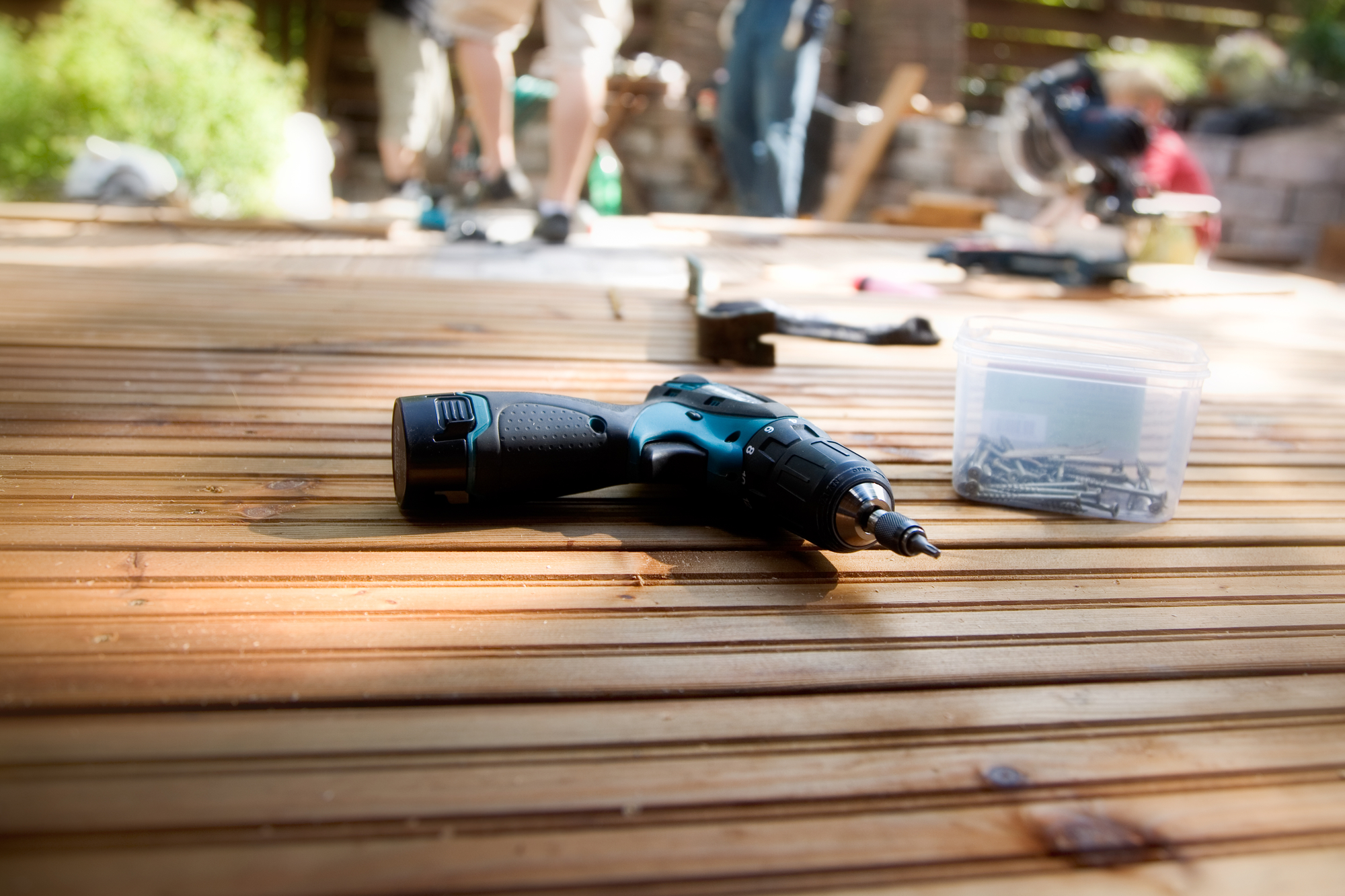 Installing a Deck? 5 Building Supplies Options - J B  Doppes