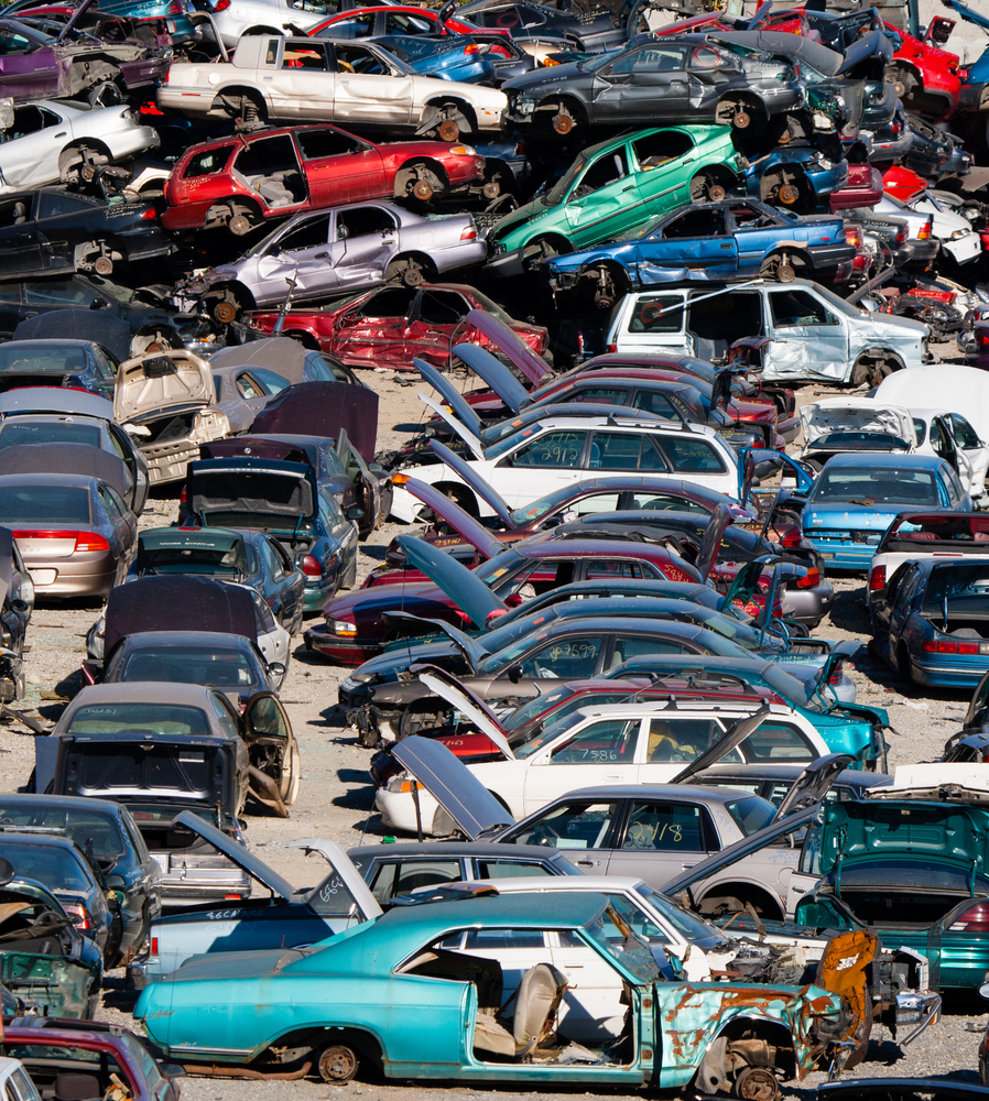 3 Reasons Why You Should Buy Junk Cars & Skip the Dealership ...