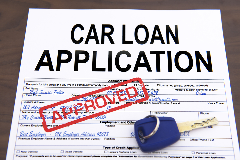 finance a used car with bad credit