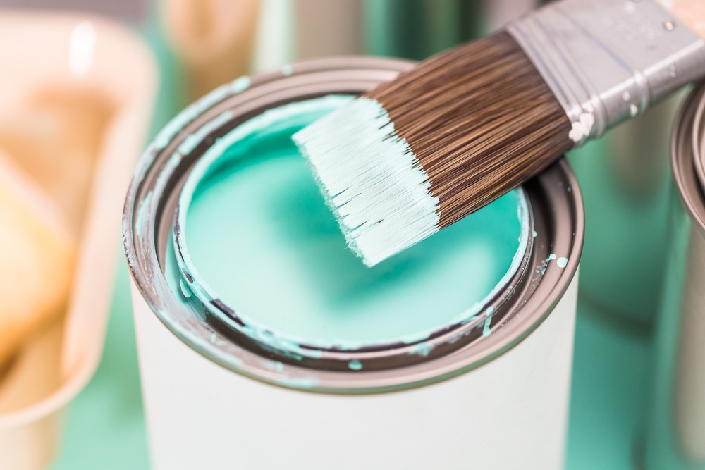 Paint While There Are Many Types Of Brush Materials The Most Significant Distinction Is Natural Versus Synthetic Fibers Bristle Brushes Made