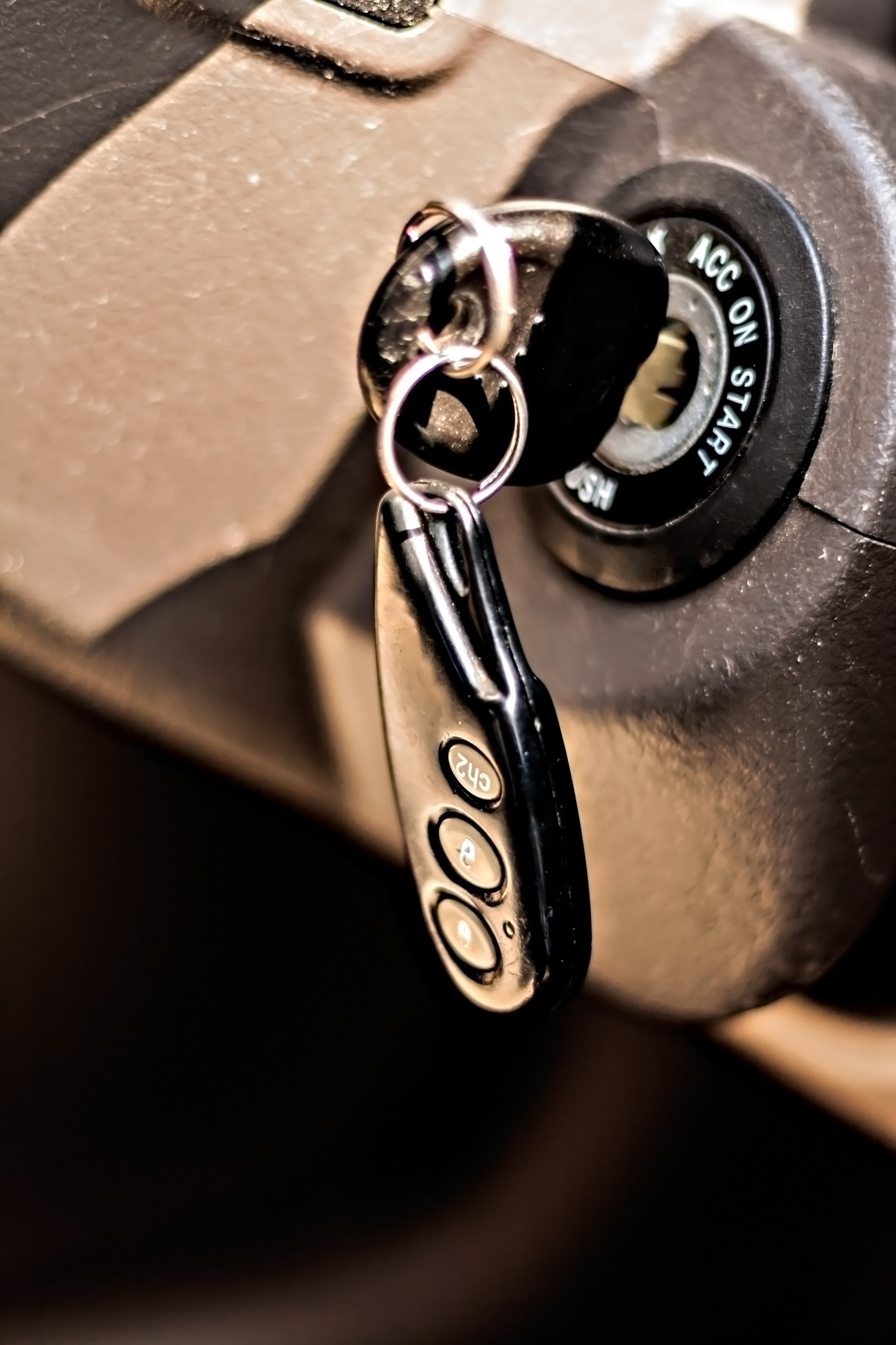 chip key