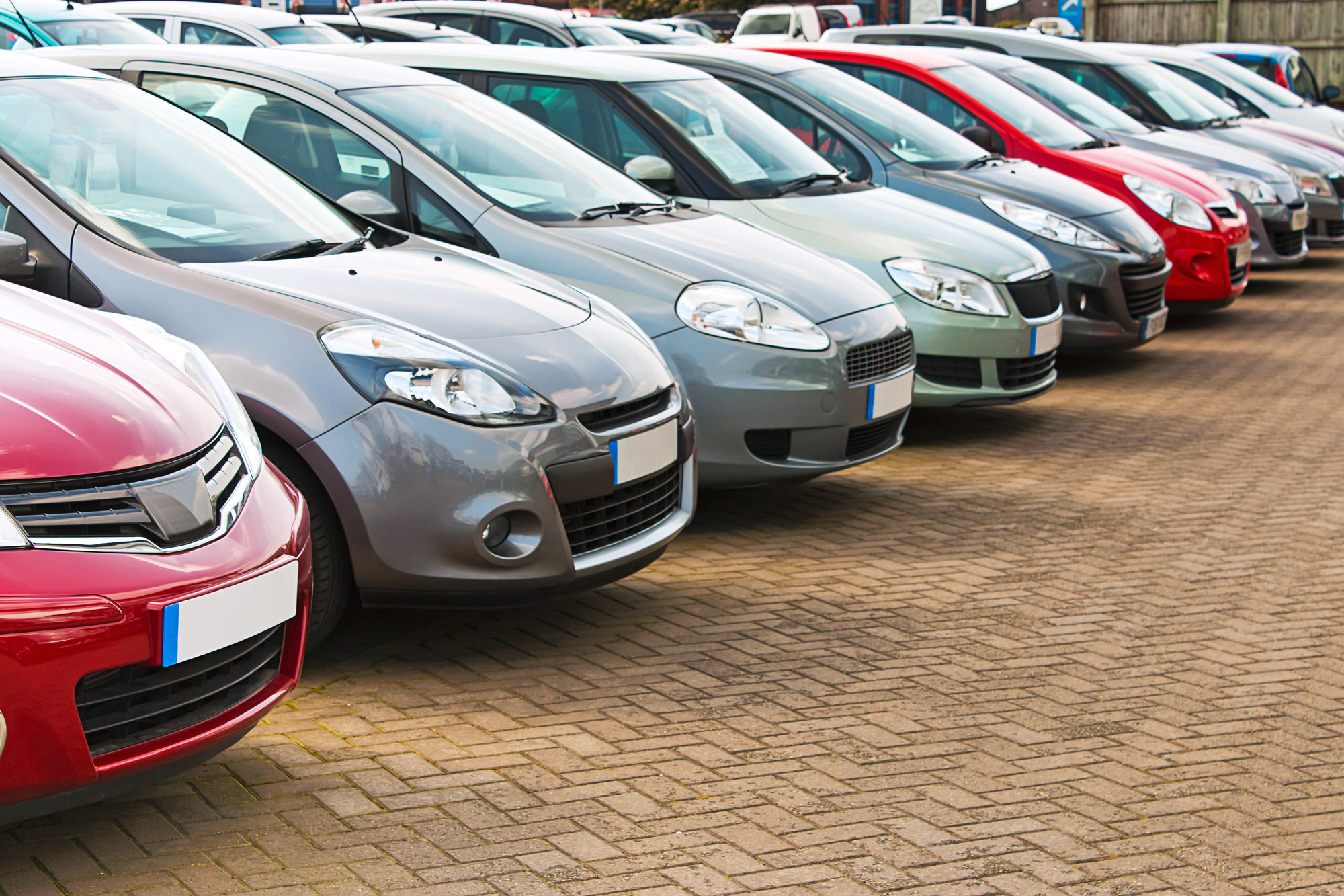 Car selection: selection of sites