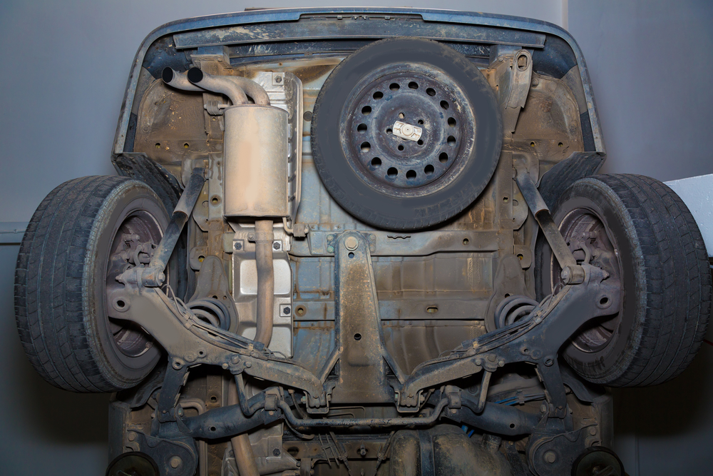 3 Big Benefits Of Adding Cleaning The Undercarriage During