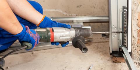 4 reasons why diy garage door part installation isn t such for Carlsbad garage door repair